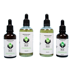CBD Massage Oils